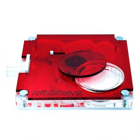 tapa roja para hormigueros