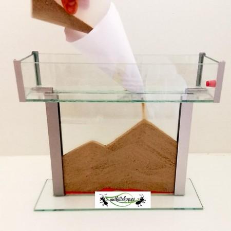 kit hormigueros de arena naturales